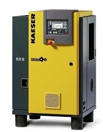 Compressore Kaeser SX8 0,67 m³/min