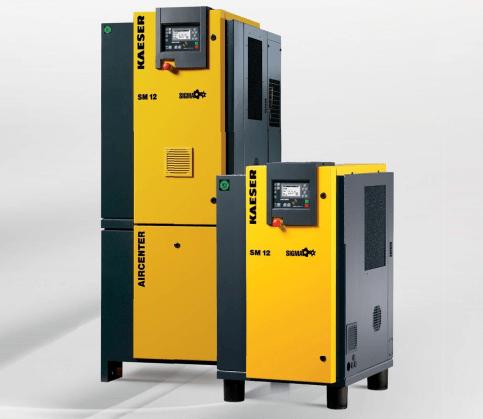 Compressore Kaeser SX4 0,36 m³/min 1