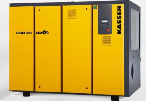 Compressore a vite industriale DSD 142 (raffreddato ad aria) 1