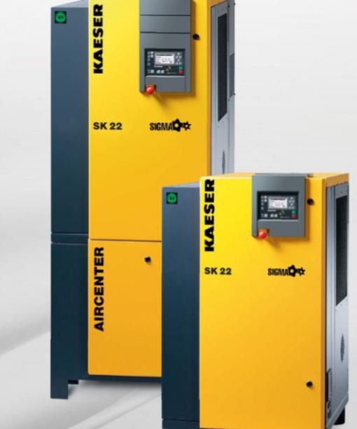 SK 25  raffreddato ad aria Compressore rotativo 2,11 m³/min 1