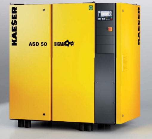 Compressore a vite ASD 35 (raffreddato ad aria) 1