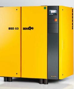Compressore a vite BSD 83 raffreddato ad aria 6,85 m³/min 3
