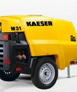 Mobilair M27 - M31 Motocompressori da cantiere 3