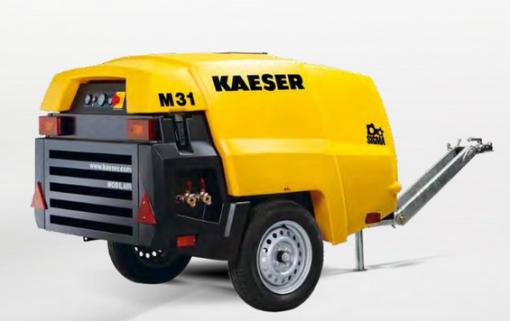 Mobilair M27 - M31 Motocompressori da cantiere 1