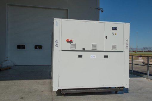 CWB - refrigeratori condensati ad aria 140 kW A 570 kW 2