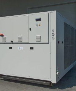 CWB - refrigeratori condensati ad aria 140 kW A 570 kW 9