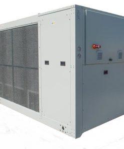 CWB - refrigeratori condensati ad aria 140 kW A 570 kW 10
