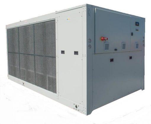 CWB - refrigeratori condensati ad aria 140 kW A 570 kW 5