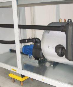 CWE HWE - refrigeratori condensati ad aria da 13 kw a 141 kw 7