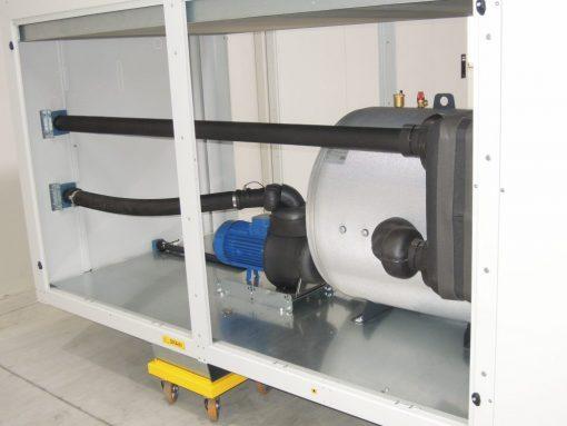 CWE HWE - refrigeratori condensati ad aria da 13 kw a 141 kw 1