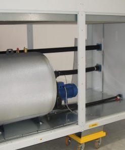 CWE HWE - refrigeratori condensati ad aria da 13 kw a 141 kw 5