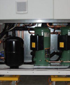 CWT - refrigeratori condensati ad aria da 7 kw a 128 kw 4