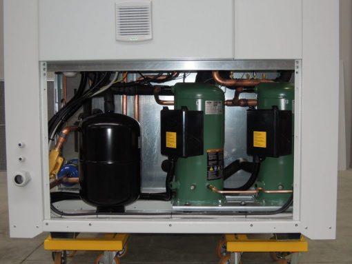 CWT - refrigeratori condensati ad aria da 7 kw a 128 kw 2