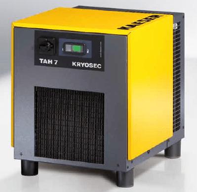 Essiccatori Kryosec da 0,25 a 4 mc a ciclo frigorifero 1