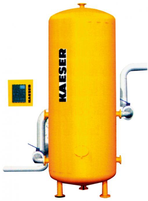 Serbatoi orizzontali e verticali Kaeser e Mutlimarca 5