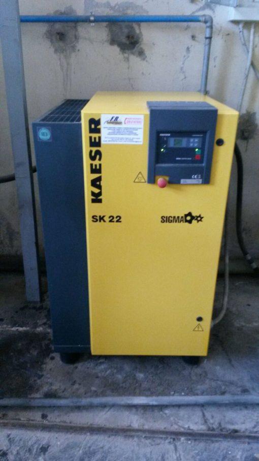 Compressori Usati Kaeser 3