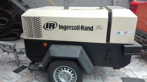 Motocompressore Usato Ingersoll Rand 1