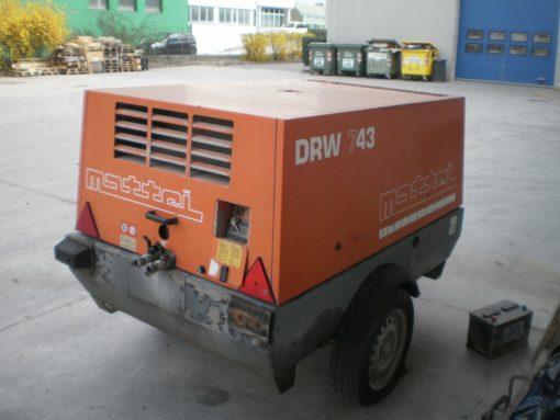 Motocompressore da 5000 litri 1