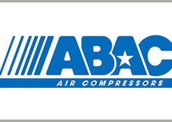 Compressore usato abac mod 1510 da 1900 lt/min 7