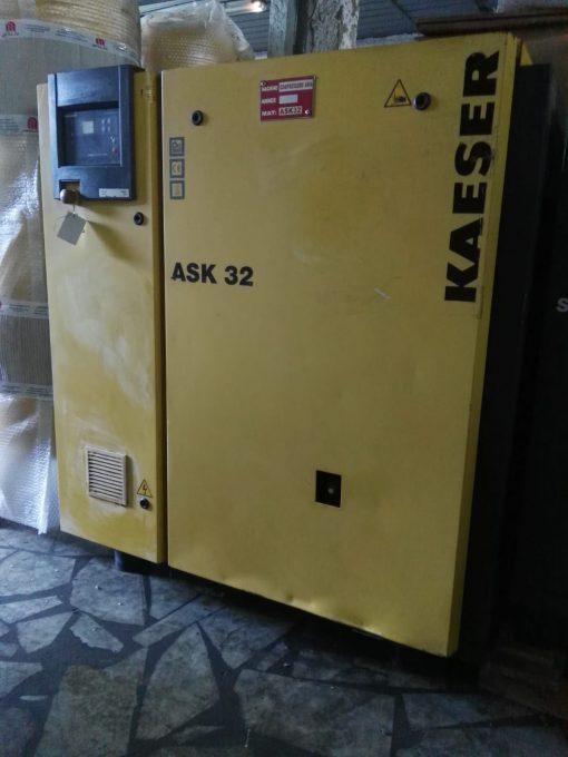 Compressore silenziato Kaeser usato 1