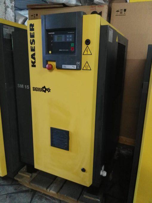 Compressore usato da 1200 litri al minuto 1