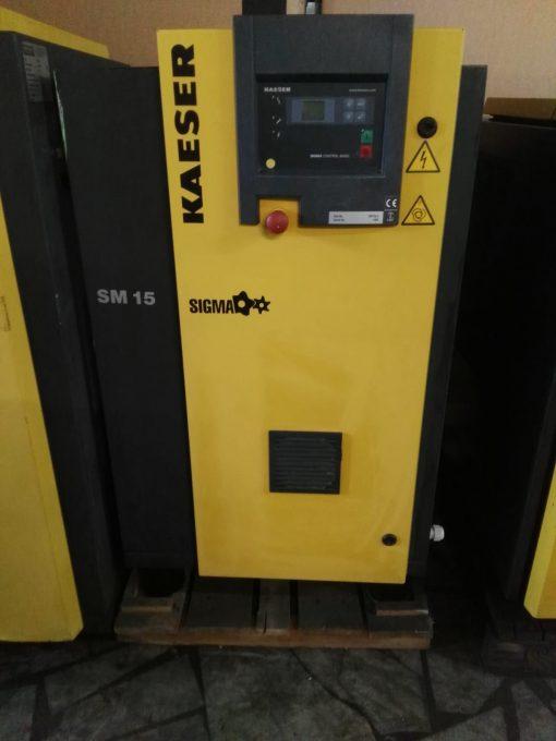 Compressore usato da 1200 litri al minuto 2