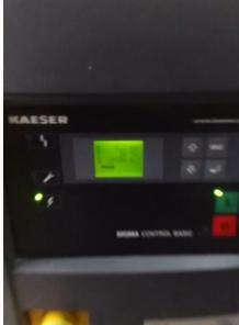 Compressore kaeser da 3 Kilowatt