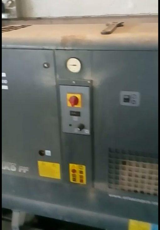 Compressore usato 700 litri al minuto 1