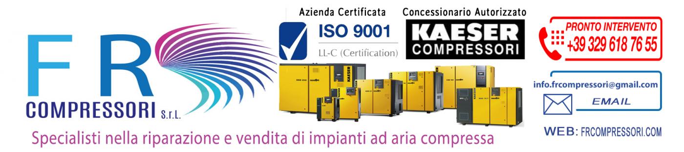 Vendita ed assistenza compressori industriali nuovi e usati 2