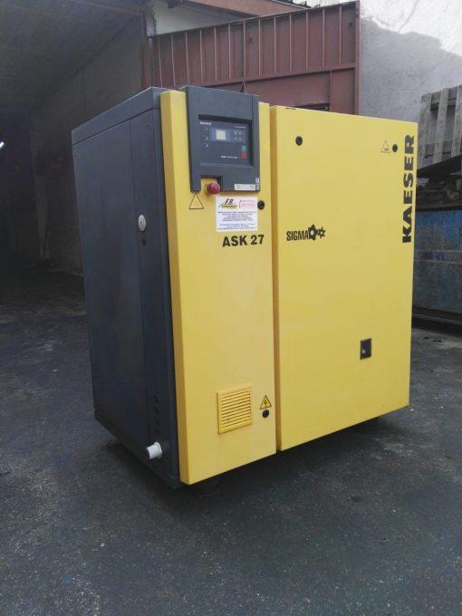 Compressore Usato Rotativo Kaeser da 10 bar 1