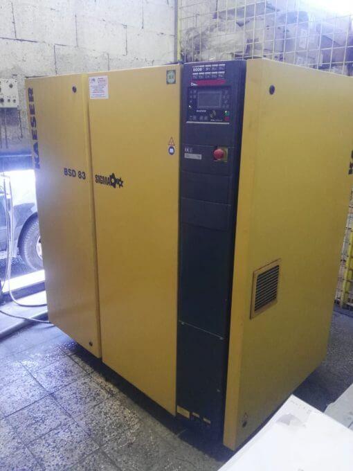 compressore da 7000 litri