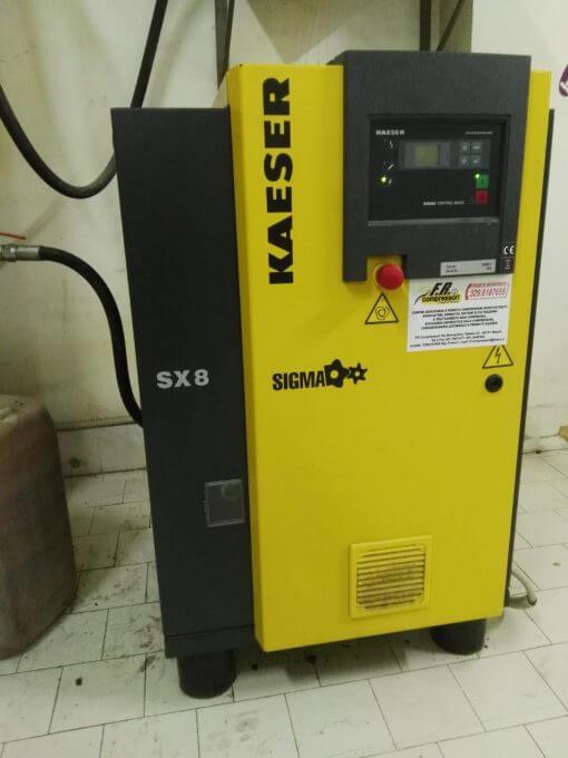 Kaeser usato da 700 litri al minuto 1