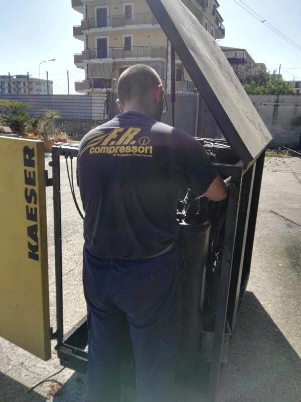 Assistenza Compressori e Refrigeratori 1