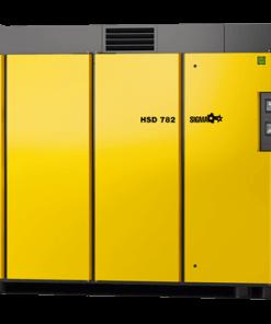 Compressori a vite HSD 10,1 –89m³/min
