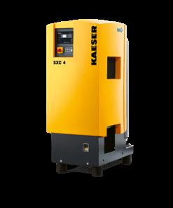 stazioni d'aria compressa serie SXC compact 0,26 –0,80m³/min