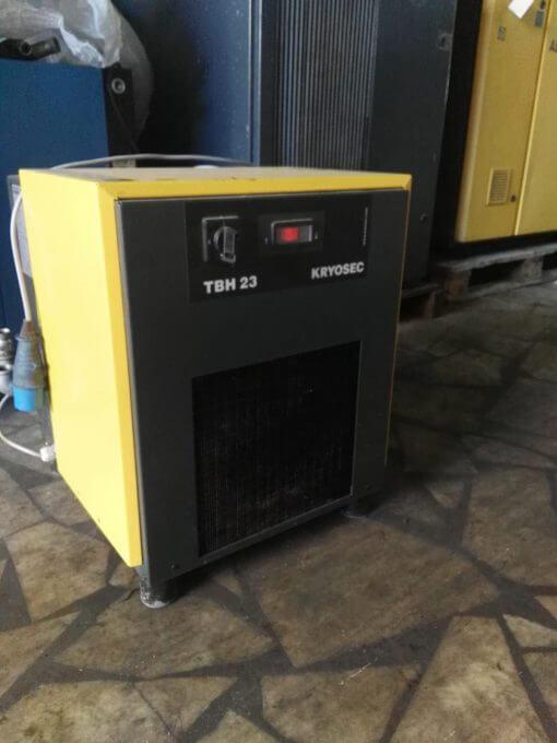 Essiccatore usato kaeser tbh23 da 2200 litri 2