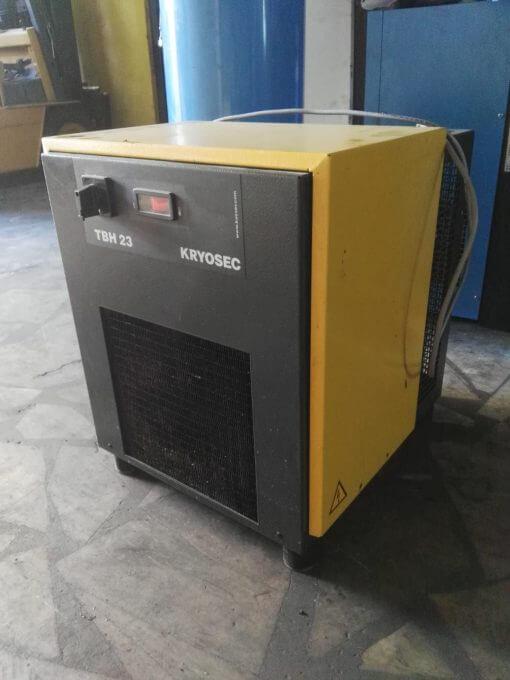 Essiccatore usato kaeser tbh23 da 2200 litri 1